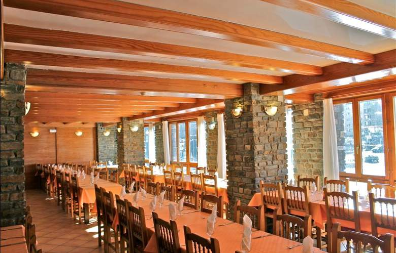 Cal Ruiz Hotel Pas de la Casa - Restaurant - 2