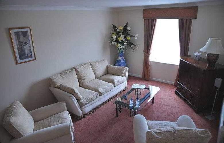 Best Western Bentley Leisure Club Hotel & Spa - Hotel - 4