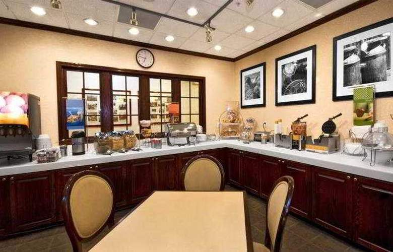 Hampton Inn Christiansburg/Blacksburg - Restaurant - 1