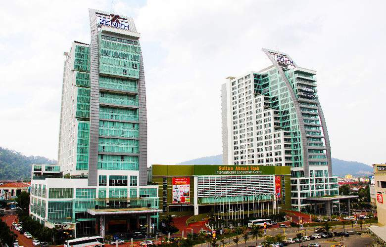 The Zenith Hotel - Hotel - 0