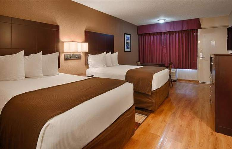 Best Western Greenville Airport - Room - 20