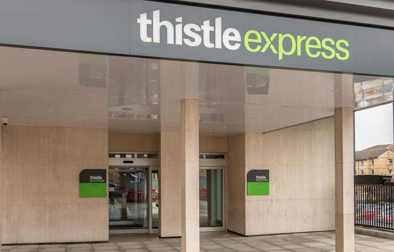 Thistle Express Luton - Hotel - 0