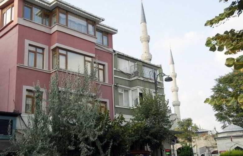 Sultan Corner Suites - Hotel - 0