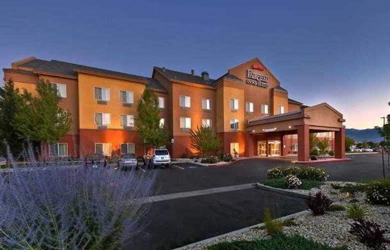Fairfield Inn & Suites Reno Sparks - Hotel - 0