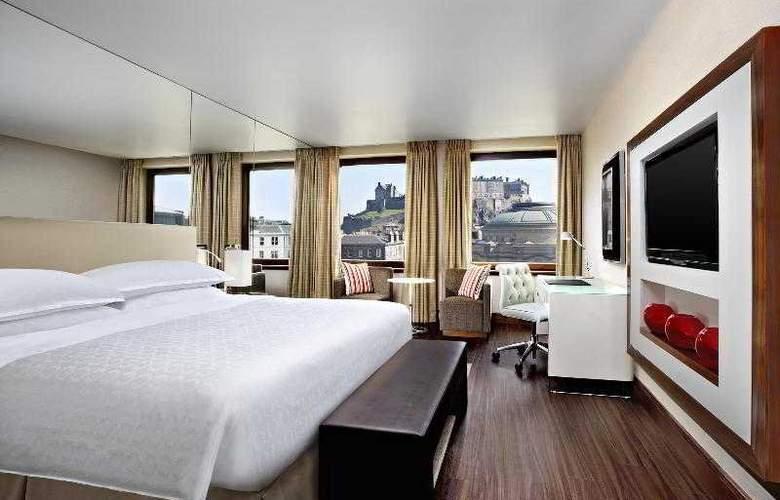 Sheraton Grand Hotel & Spa Edinburgh - Hotel - 14