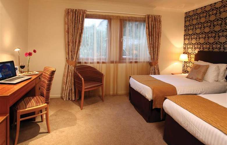 Best Western Invercarse - Room - 108