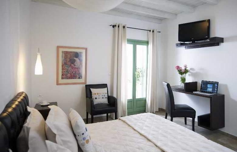 Levantes Ios Boutique Hotel - Room - 10