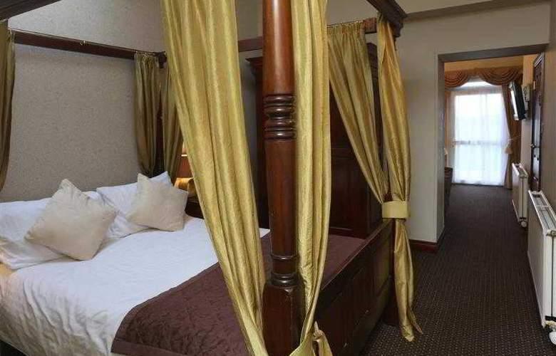 Best Western Dryfesdale - Hotel - 133