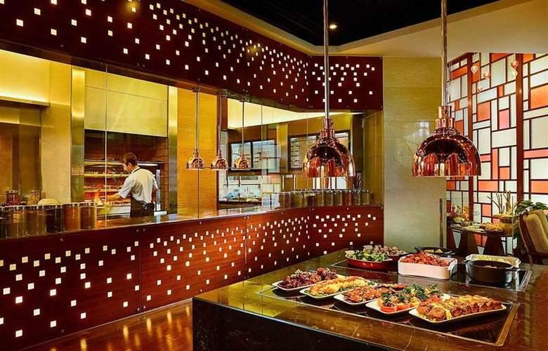 Sofitel On Renmin Square Xian - Restaurant - 96