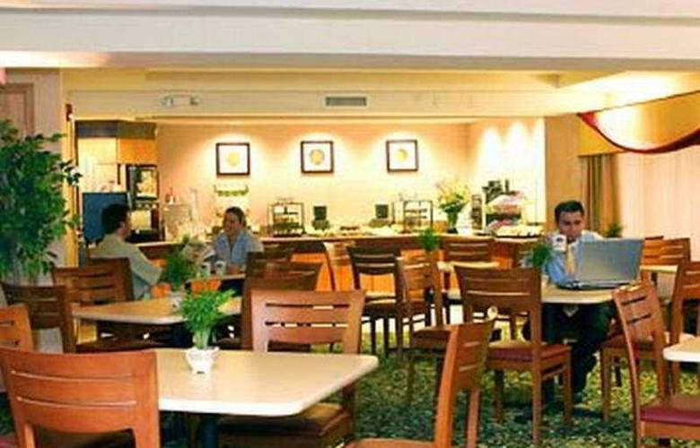 Quality Inn Miami Airport Doral - Restaurant - 9