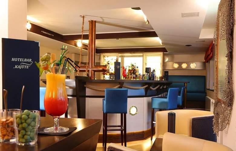 Best Western Hanse Hotel Warnemuende - Bar - 64