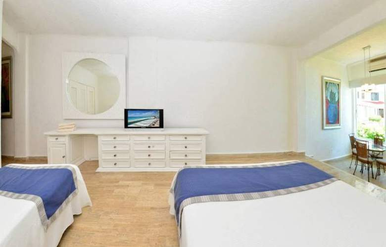 Bsea Cancun Plaza - Room - 11