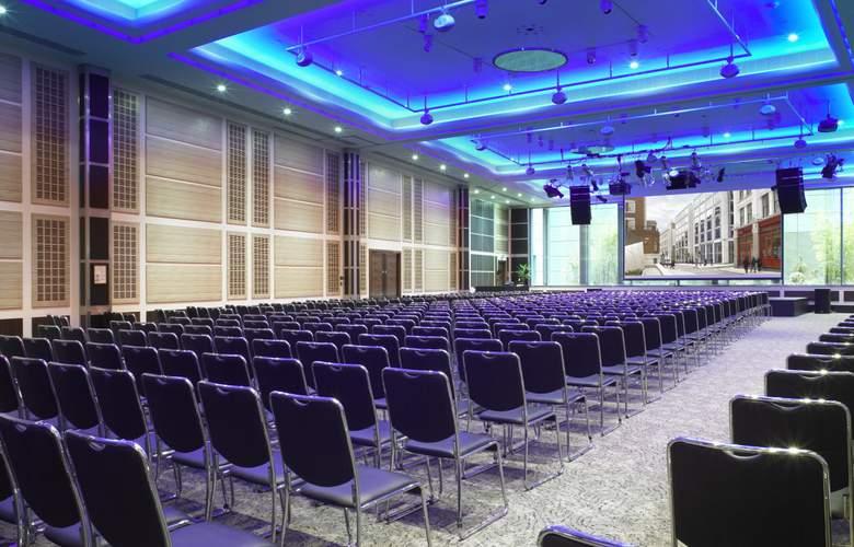 Leonardo Royal Hotel London St Paul's - Conference - 3
