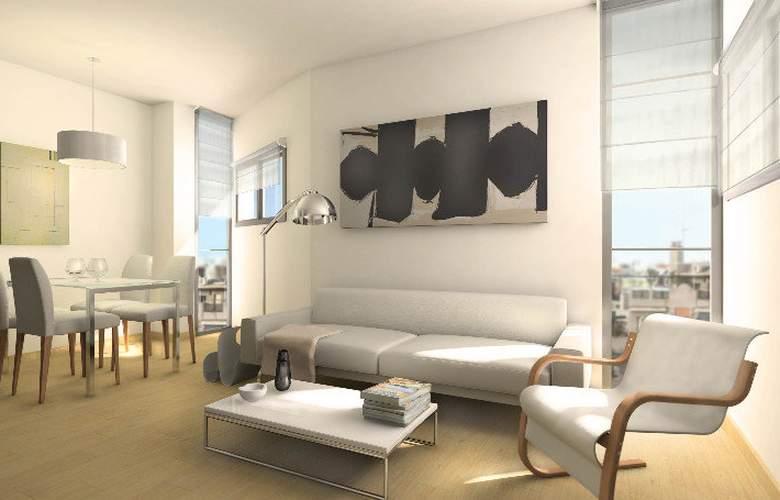 16:9 Playa Suites - Room - 5