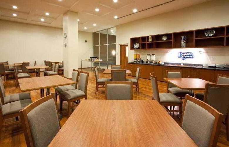 Holiday Inn Express Puebla - Restaurant - 29