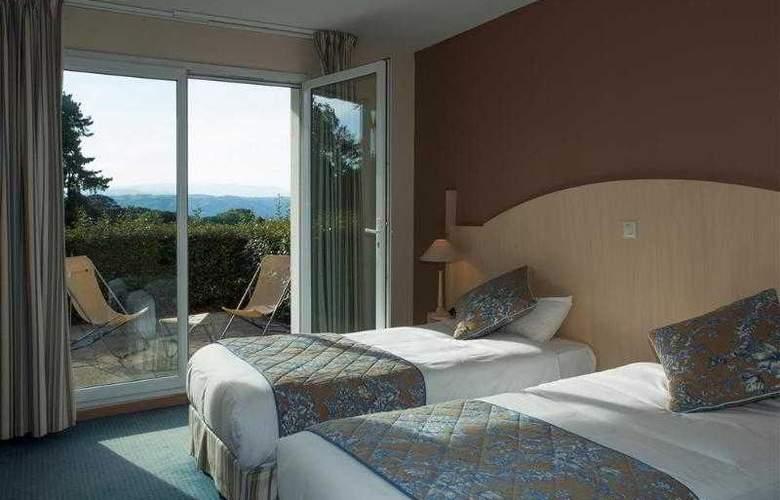 Best Western Hotel Golf D'Albon - Hotel - 10