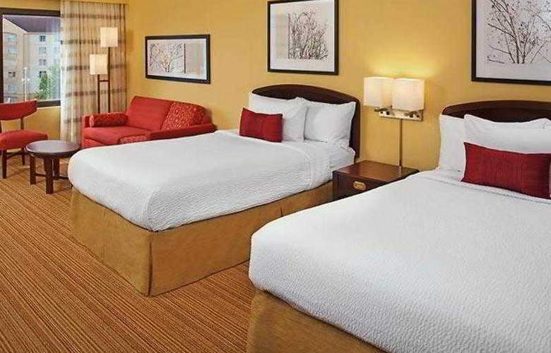 Courtyard Jacksonville Butler Boulevard - Hotel - 23
