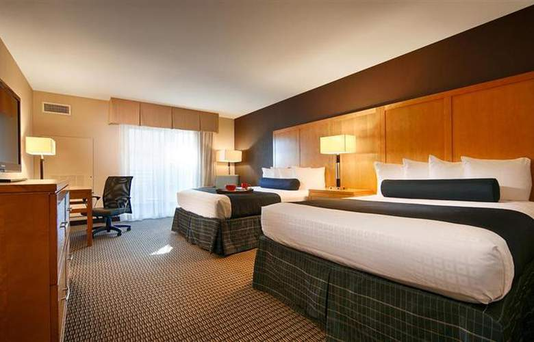 Best Western Plus Marina Gateway Hotel - Room - 42