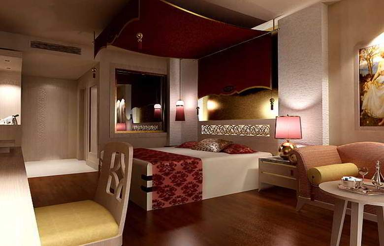 Horus Paradise Luxury Resort - Room - 12