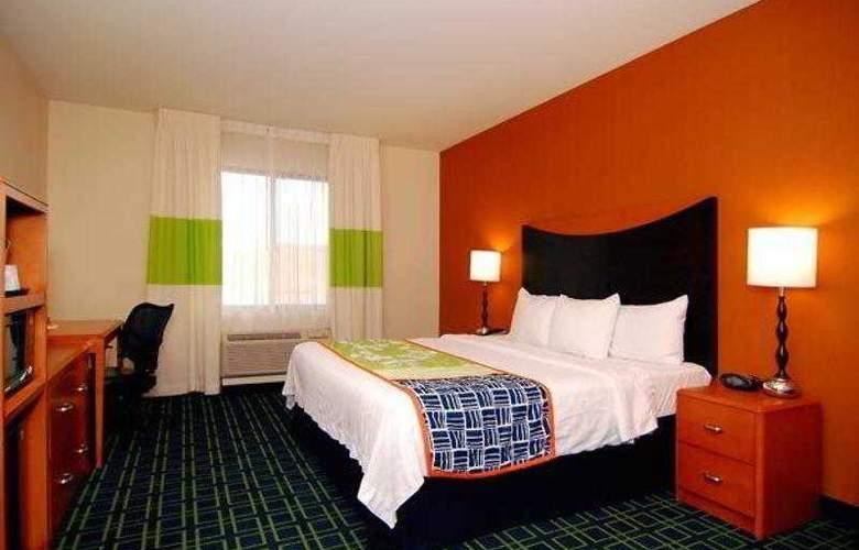 Fairfield Inn & Suites Tehachapi - Hotel - 16