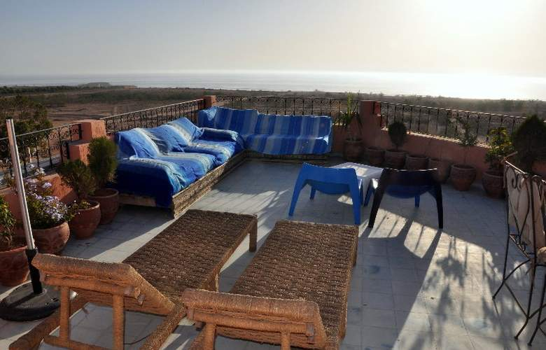 Villa Azur Surf Camp - Terrace - 22