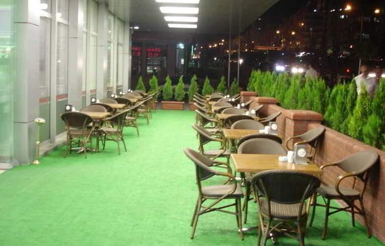 Grand Urfa Hotel - Terrace - 8