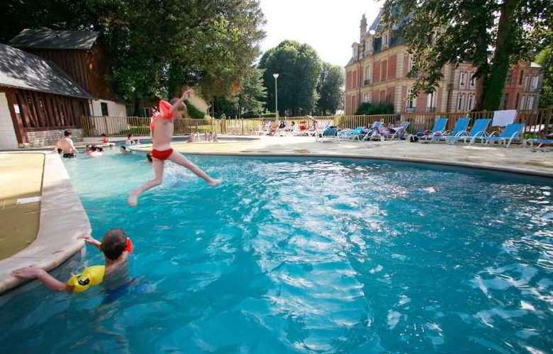 Le Château de Prêtreville - Pool - 15