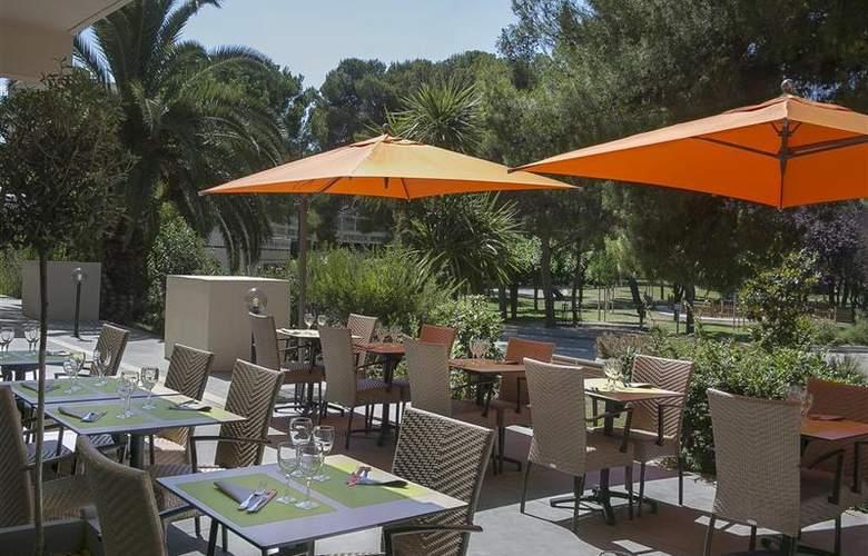 Best Western Paris Italie - Restaurant - 33