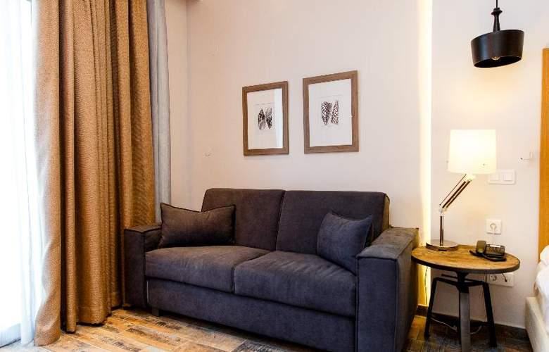 Golden Star Hotel - Room - 17