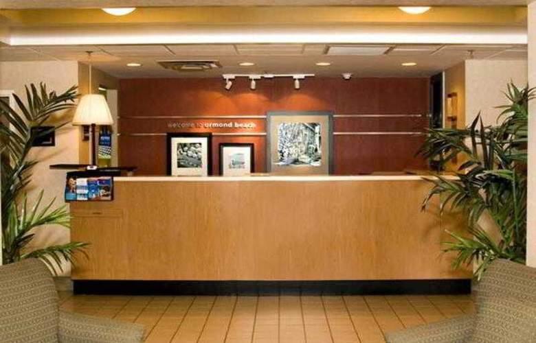Hampton Inn Daytona/Ormond Beach - Hotel - 8