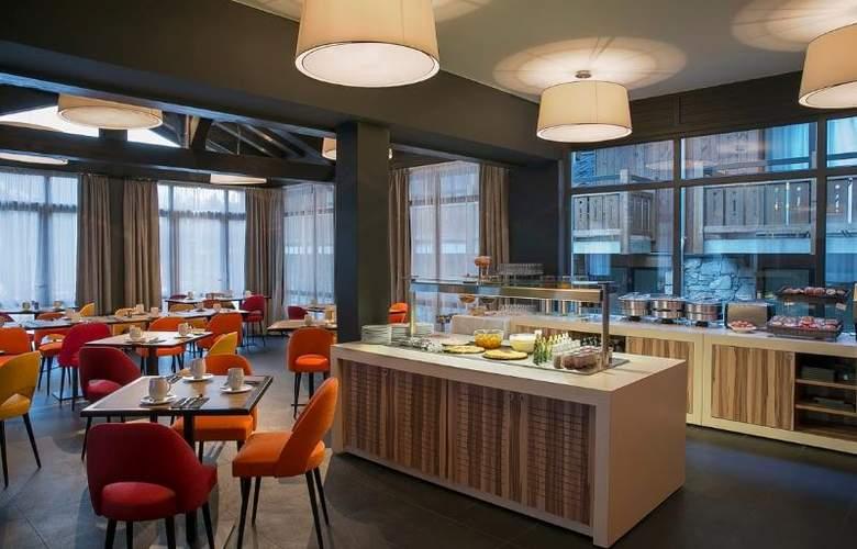Best Western Plus Excelsior Chamonix Hotel & Spa - Restaurant - 65