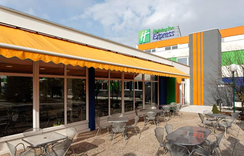 Holiday Inn Express Strasbourg - Sud - Terrace - 5