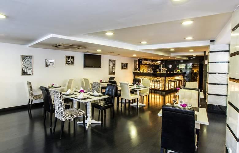 Leonardo Hotel Granada - Restaurant - 14