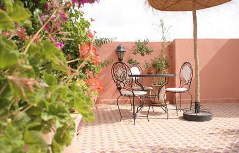 Riad Les Oliviers - Terrace - 4