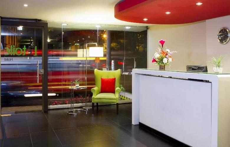 Hotel L´etoile Universidad Javeriana - General - 1