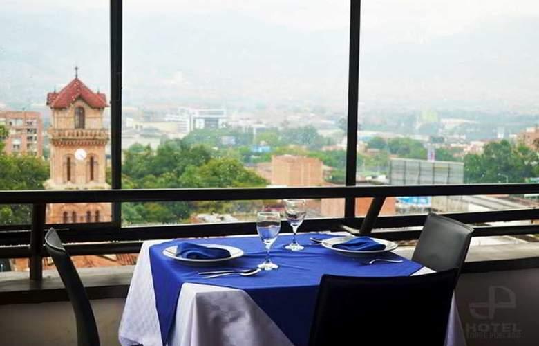 Aparta Suite Torre Poblado - Restaurant - 20