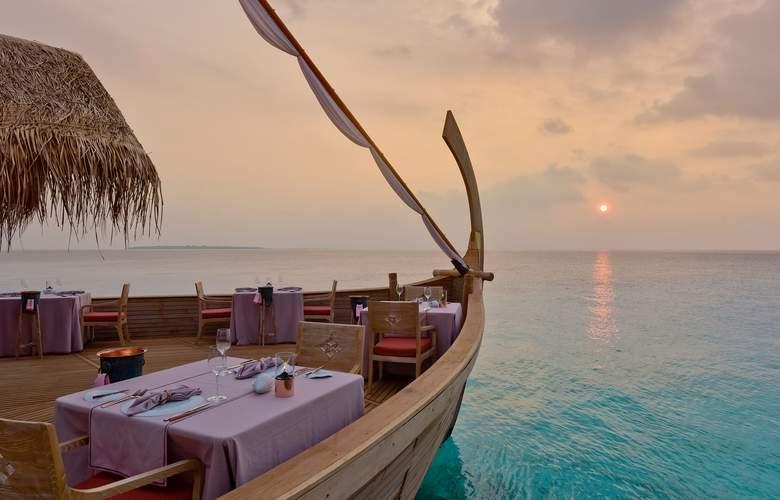 Milaidhoo Island Maldives - Restaurant - 60