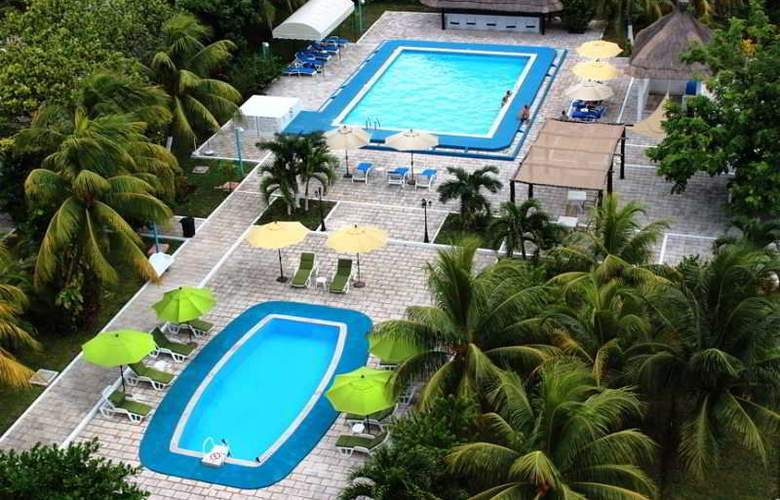 Calypso Hotel Cancun - Pool - 5
