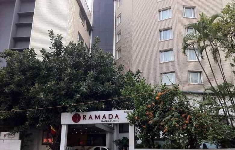 Ramada Hotel Bangalore - Hotel - 8