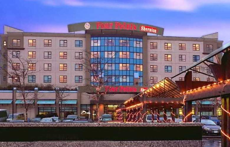 Four Points by Sheraton Vancouver Airport - Hotel - 0