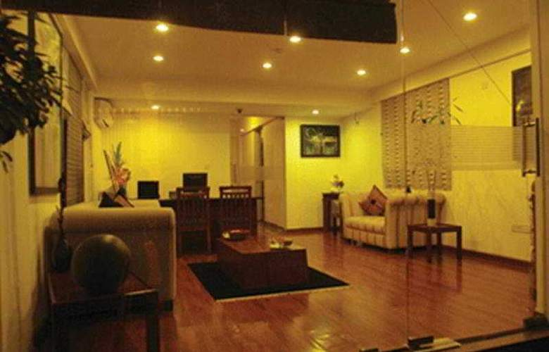 Justa The Residence Off MG Road - General - 1