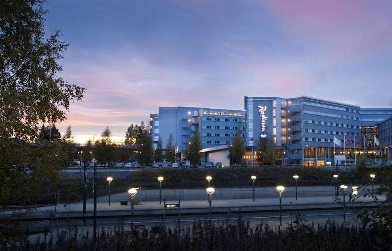 Radisson Blu Airport Oslo - Hotel - 4