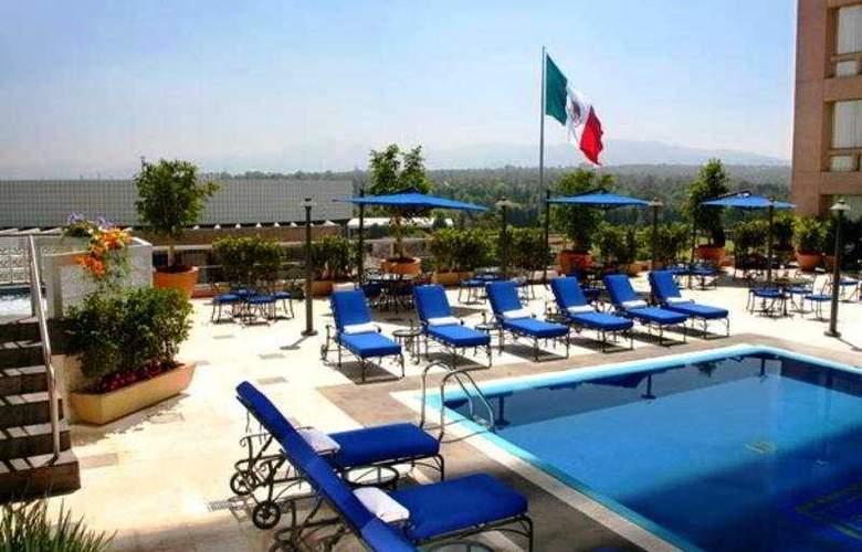 JW Marriott Mexico City - Pool - 10