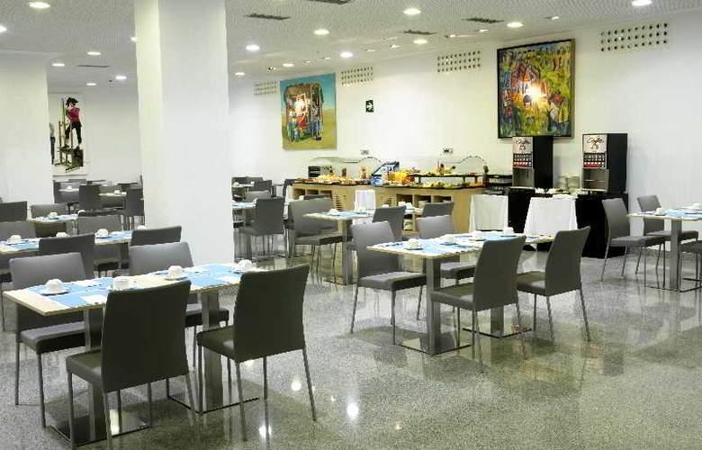 NH la Avanzada - Restaurant - 13