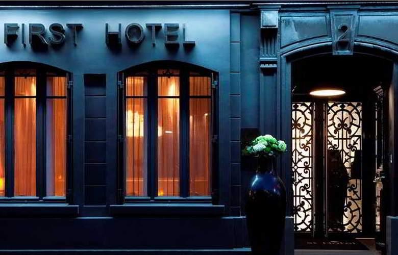 First Hotel Paris Tour Eiffel - Hotel - 4
