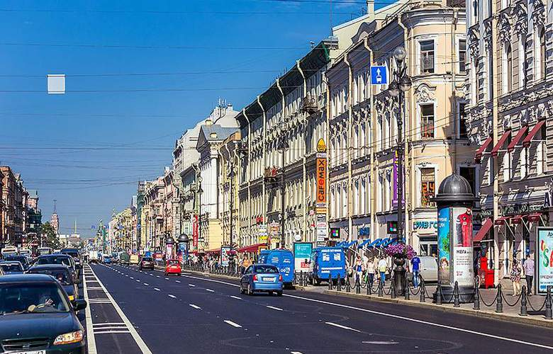Nevsky Central Hotel - Hotel - 5