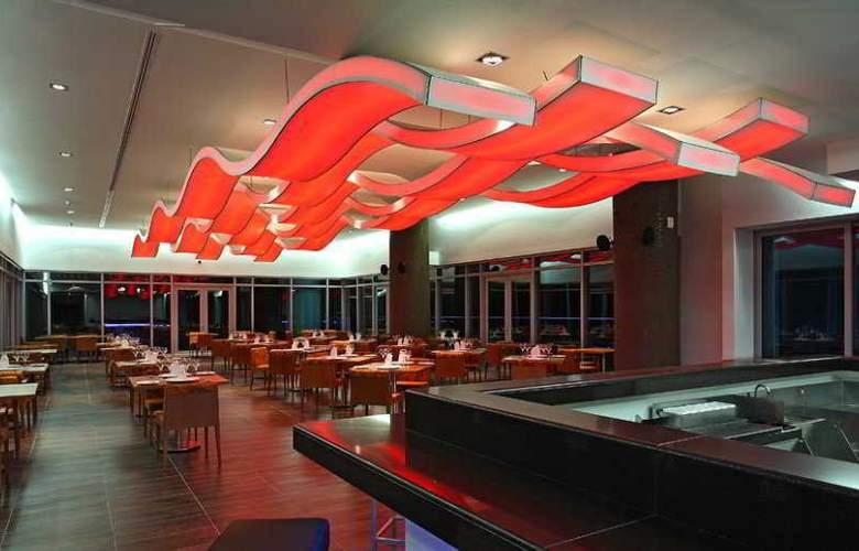 Las Americas Torre Del Mar - Restaurant - 11
