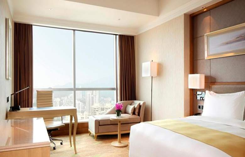 DoubleTree by Hilton Hotel Guangzhou - Science City - Room - 8