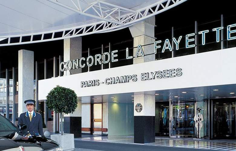 Hyatt Regency Paris Etoile - Hotel - 3