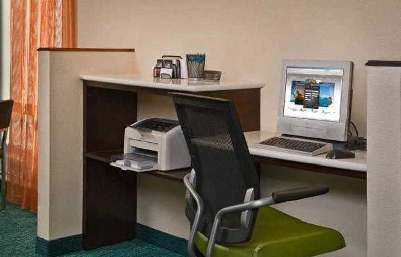 SpringHill Suites Raleigh-Durham Airport - Hotel - 17